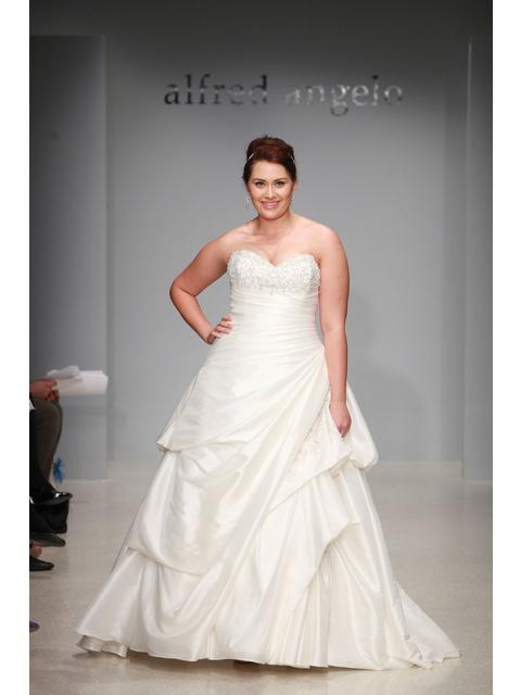 New Alfred Angelo Alfred Angelo 2262 Size 18 Wedding Dress Size 18 469
