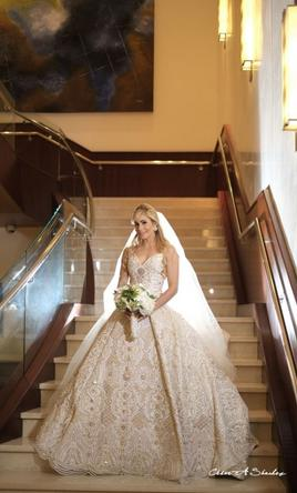 Other By Giannina Azar/Princess Wedding Dress