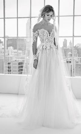 Other Dory Embroidered Gown From Zuhair Murad Bridal S