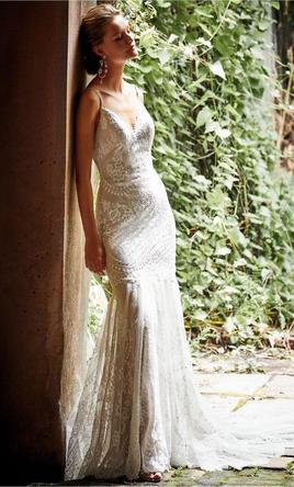 BHLDN Cascading Lace/47317466 16