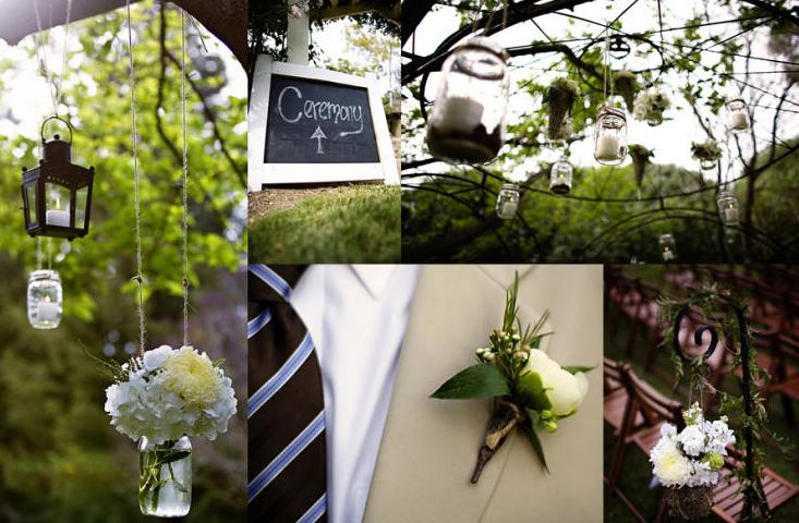 farm-wedding-ceremony-decorations