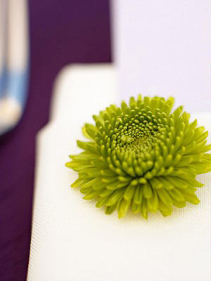 purple-and-green-wedding-centerpieces