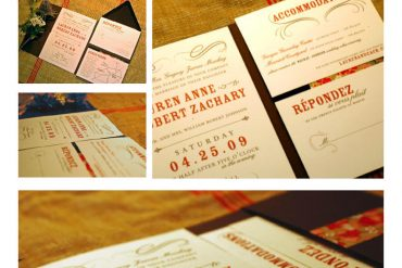 southern wedding invitation ideas