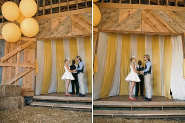circus wedding decor1