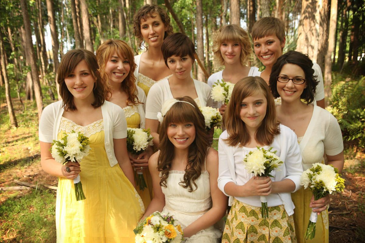 yellow-bridesmaid-dress-ideas