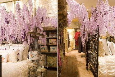 wysteria wedding ideas