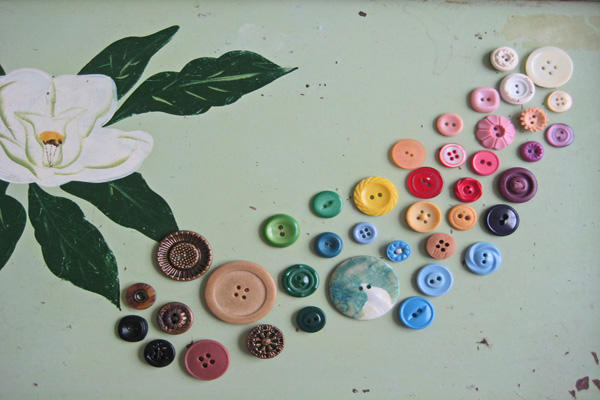 Buttons by Color
