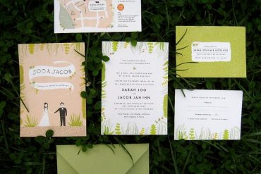 wedding invititation ideas