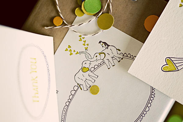 Elephant Wedding Elephant Wedding Invitations