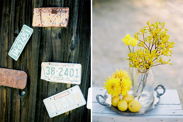 lemon wedding ideas4