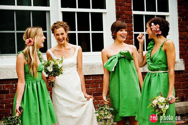 green-bridesmaid-dresses