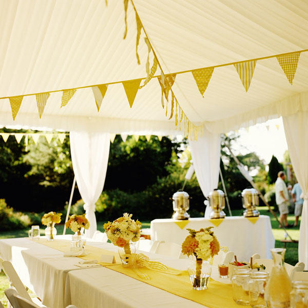 tablerunner wedding