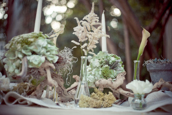 eco-wedding-centerpieces