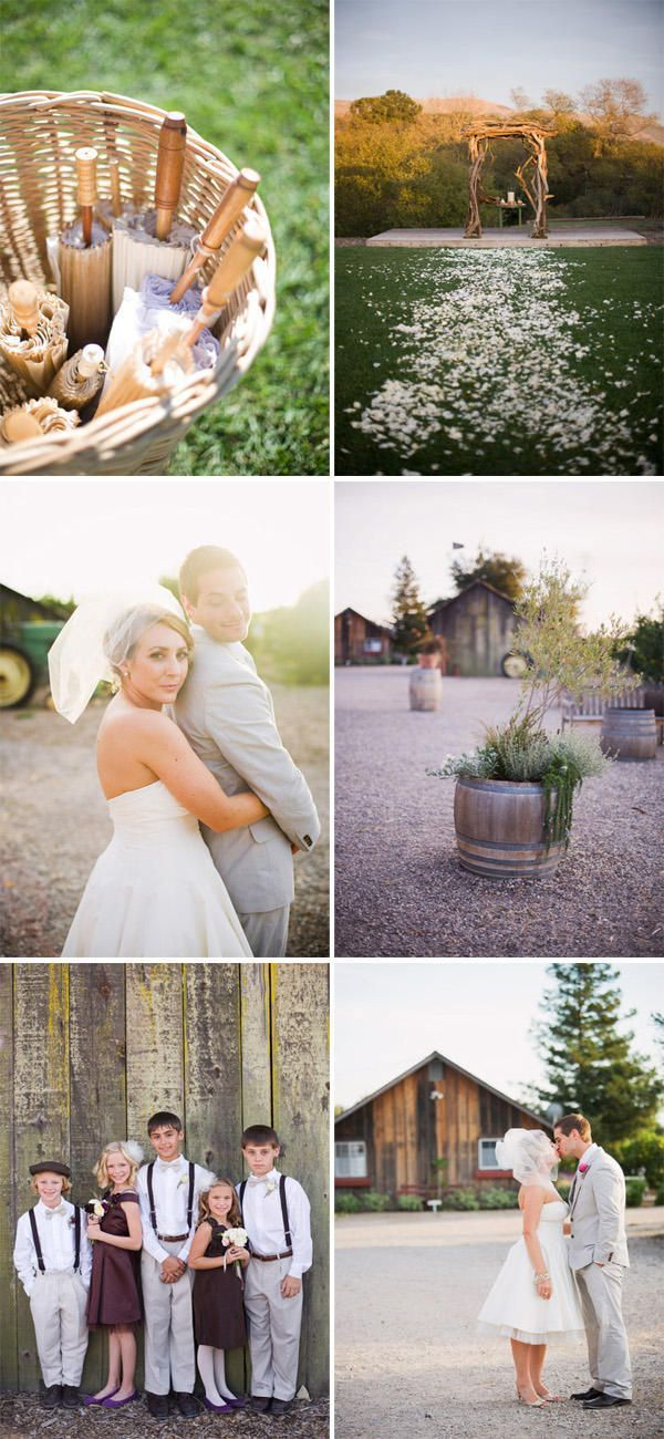 Vintage California Wedding II