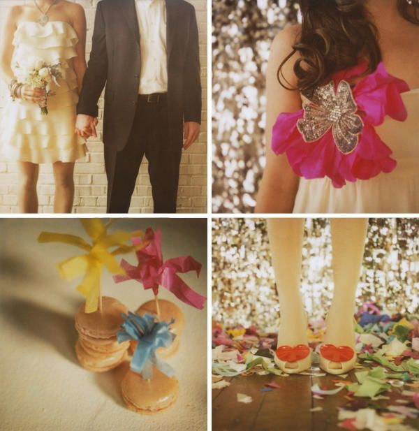 new-years-wedding-party