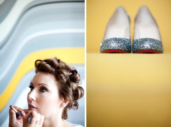 wedding-hair-shoes