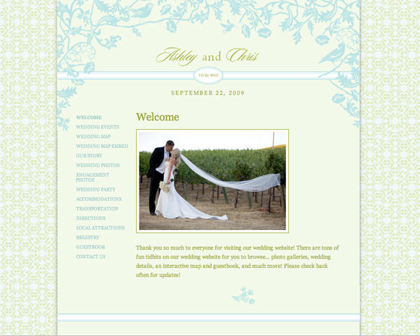 Project Wedding 39s free wedding websites allow unlimited photo uploads and