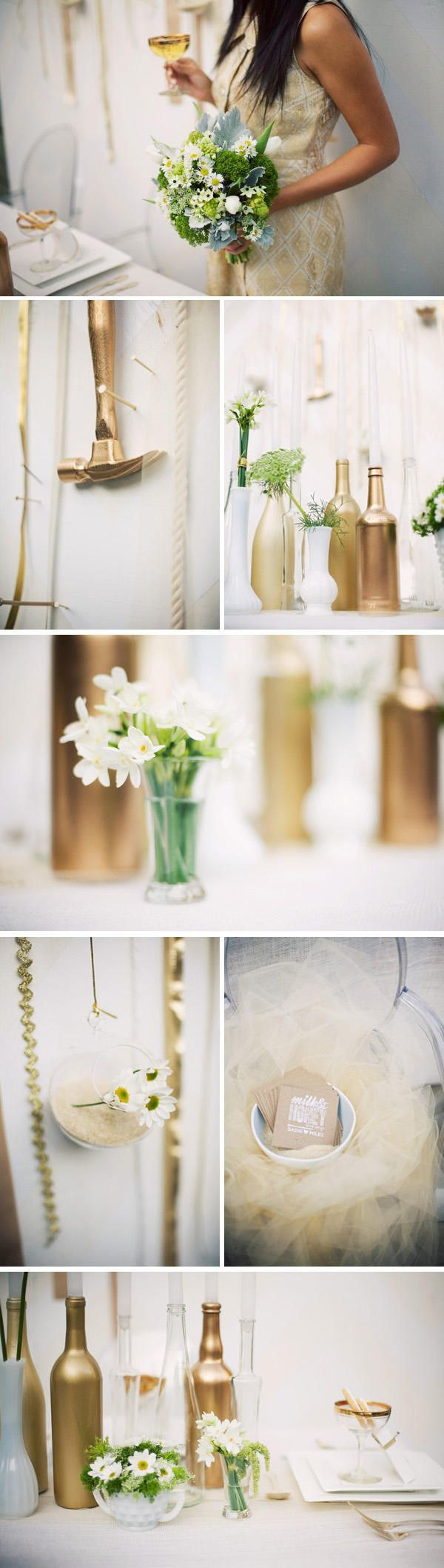 Milk + Honey Table - Once Wed