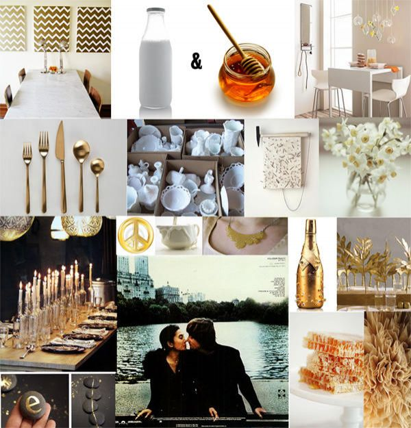 milk and honey wedding