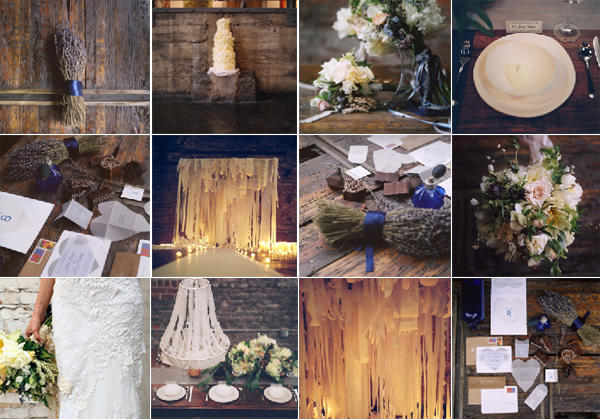vellum wedding ideas