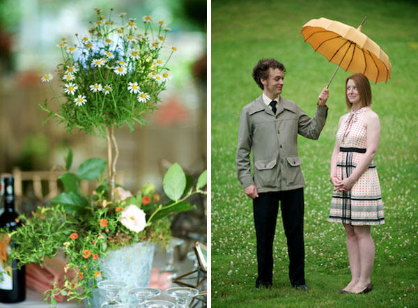 wedding parasol ideas