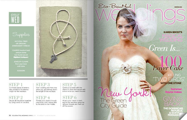 Eco-Beautiful Weddings Magazine