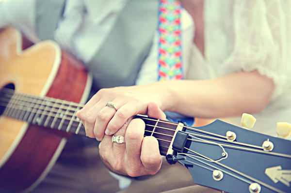 guitar wedding ideas