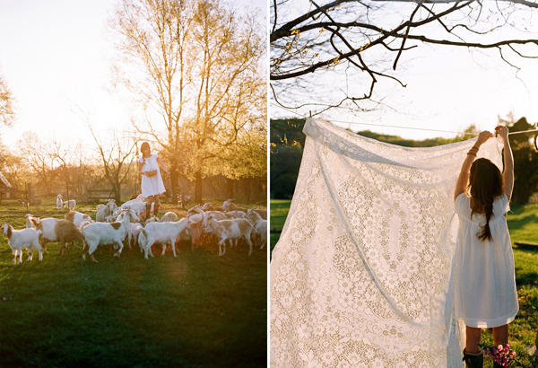 lace farm wedding ideas