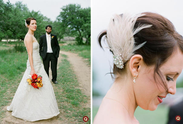 A Modern Ranch Wedding  II