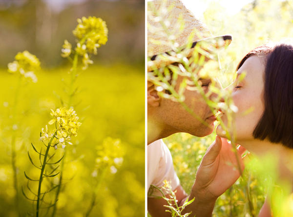 yellow engagement ideas