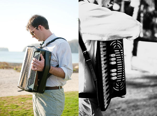 Accordian Wedding Ideas