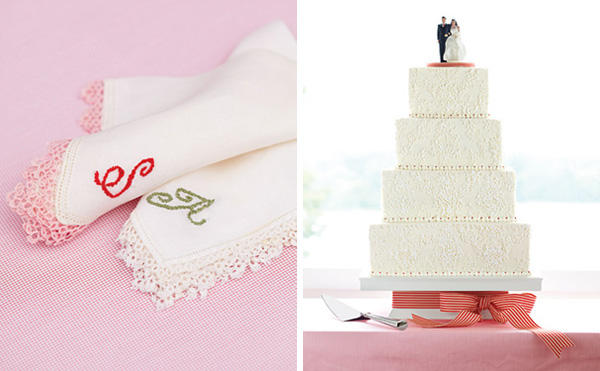 Classic White Wedding Cake Ideas