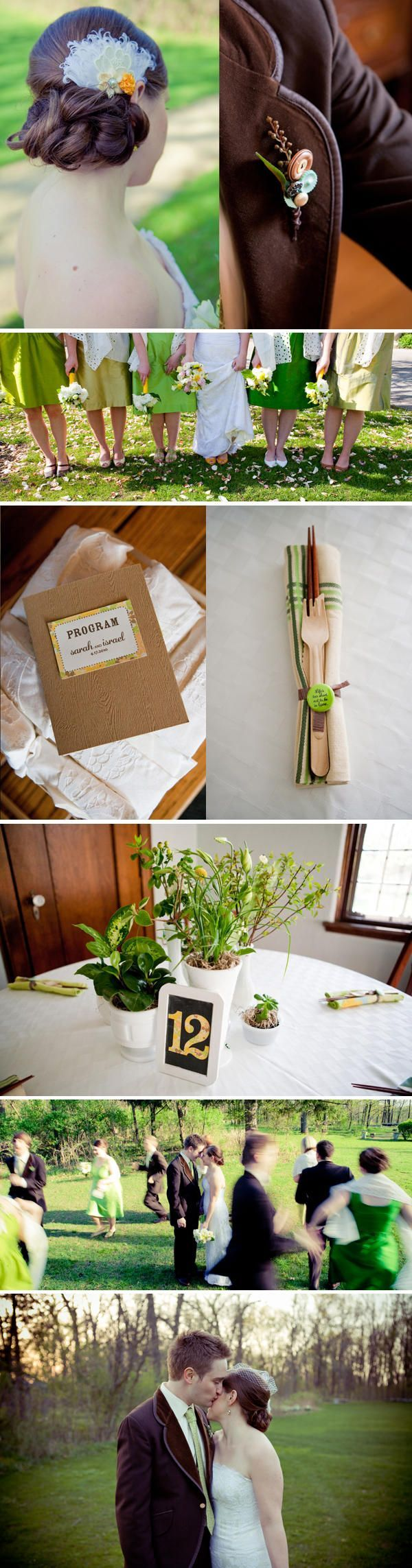 Diy Chicacgo Backyard Wedding