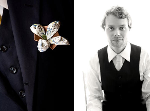 Diy Wedding Flower Boutonniere