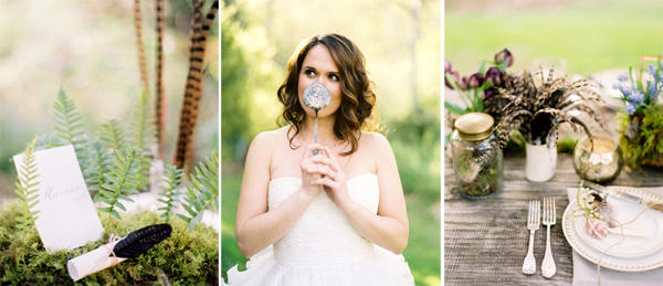 Feather Wedding Ideas
