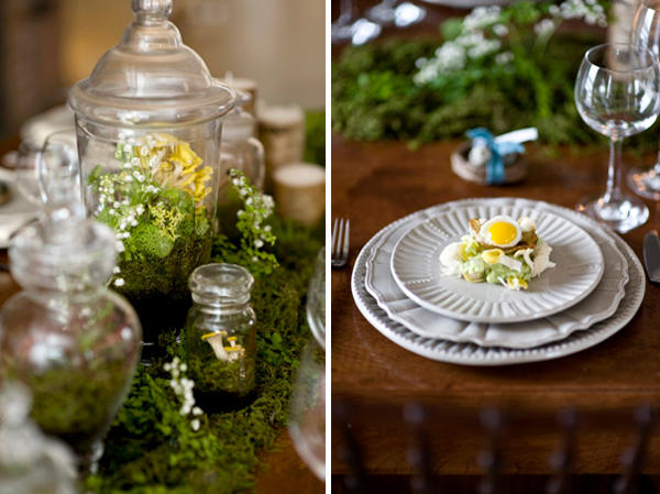 Terranium Wedding Ideas