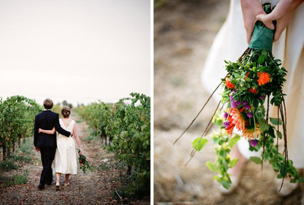 A DIY Vineyard Wedding II