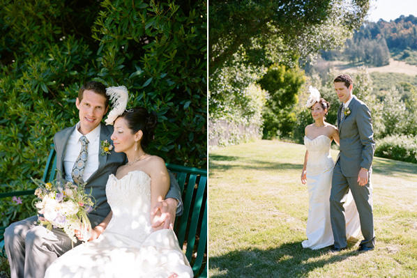 California Garden Wedding Ideas