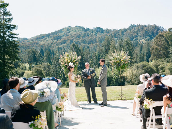 California Mountain Wedding