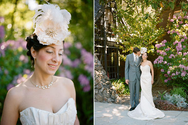 Pink California Wedding