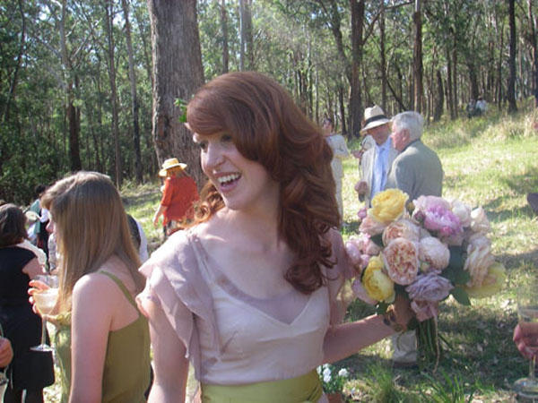 Red Hair Bride