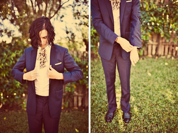 Rero Groom Wedding Suit