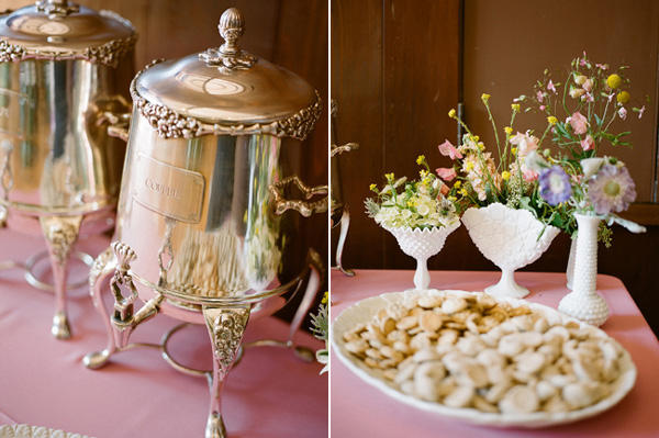 Tea Wedding Ideas