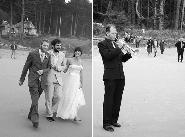 beach weddings ideas. Oregon Beach Wedding