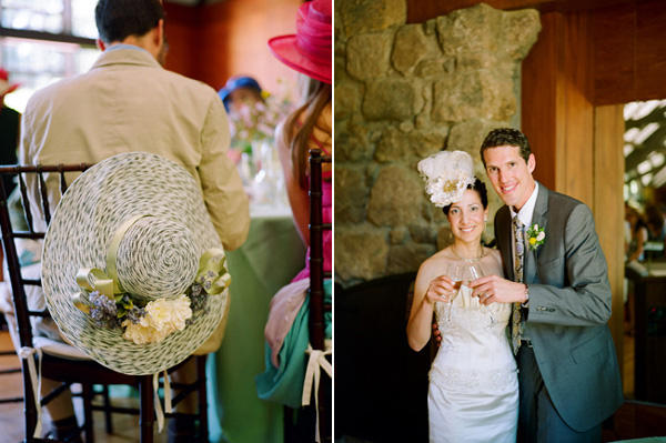 Wedding Hat Ideas