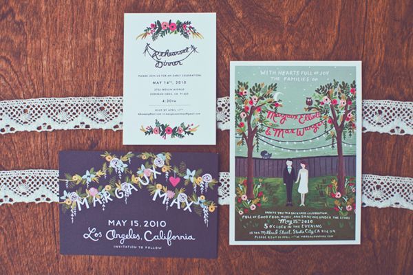 1 Wedding Invitations