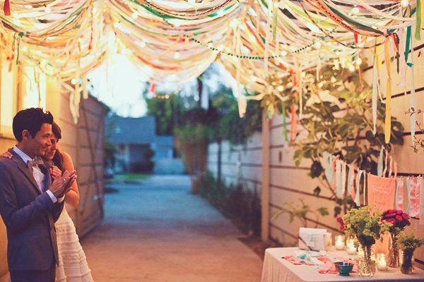 8 Outdoor Wedding Ideas