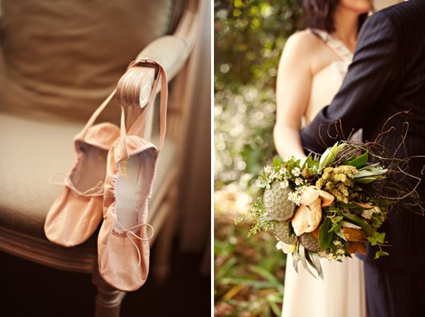 Pretty Fall Wedding