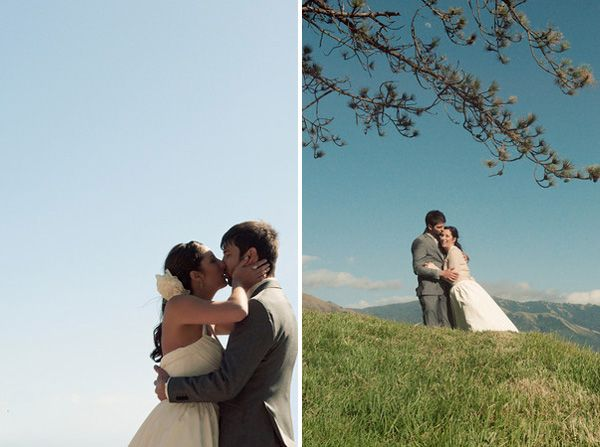 Big Sur Coastal Wedding
