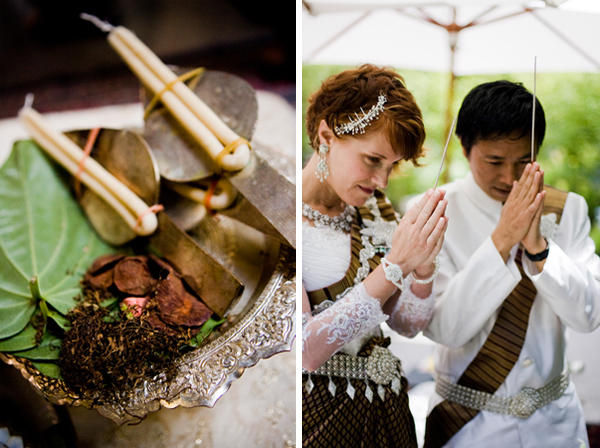 Cambodian Wedding Prayer